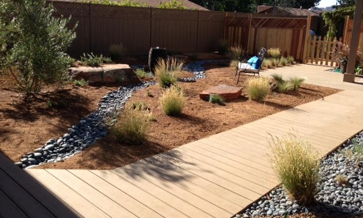 Landscape desert scape sedona for Dry scape landscaping