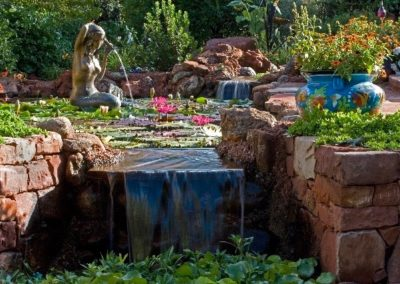 lily-pond-sedona-water-feature