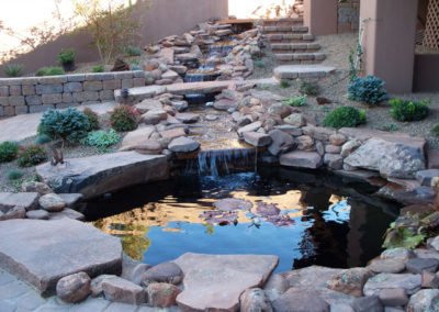 sedona-landscape-design-water-feature