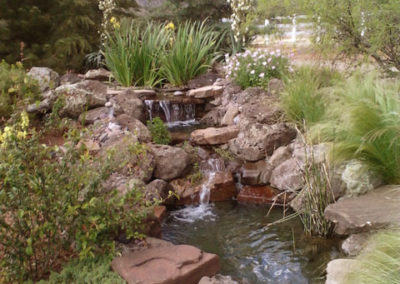 sedona-waterfall-landscaping